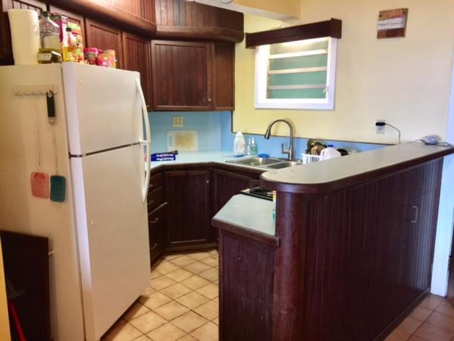 Lower One Bedroom - Kitchen