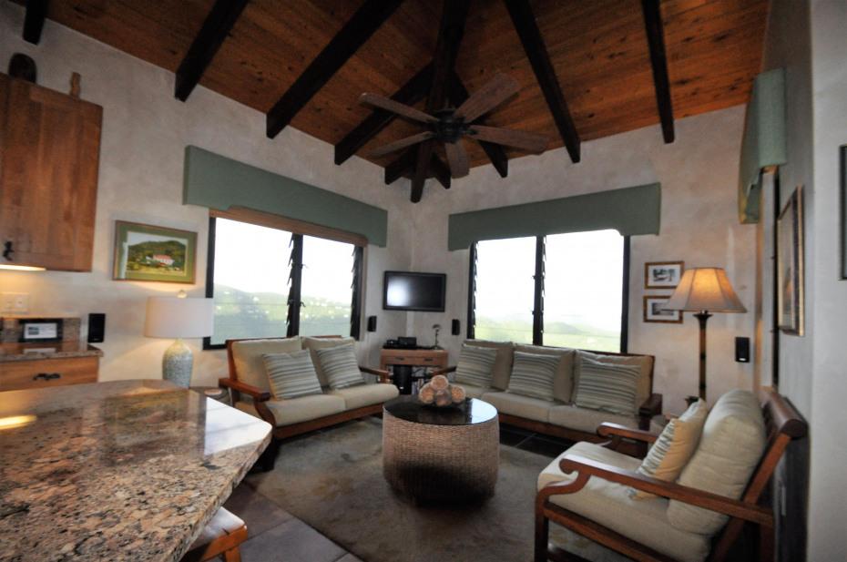 Upper Main Living Area