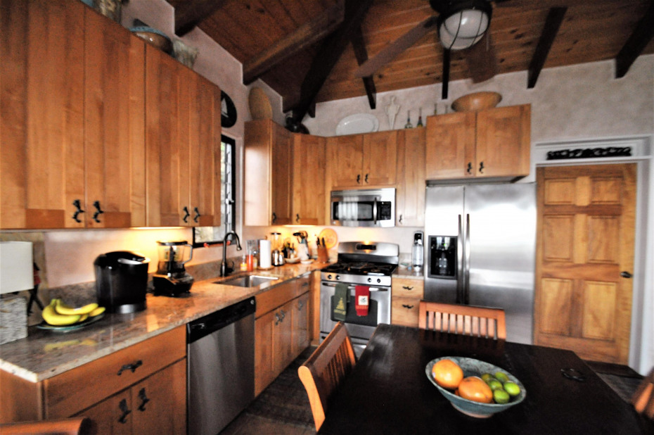 Lower Home Kitchen and Dining