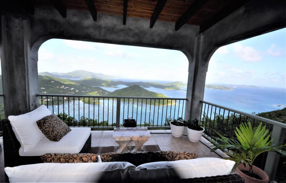 Lower Home Living Porch