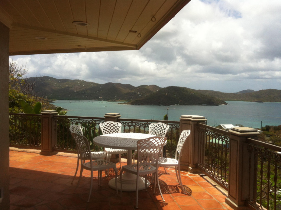Expansive Views from Your Balcony