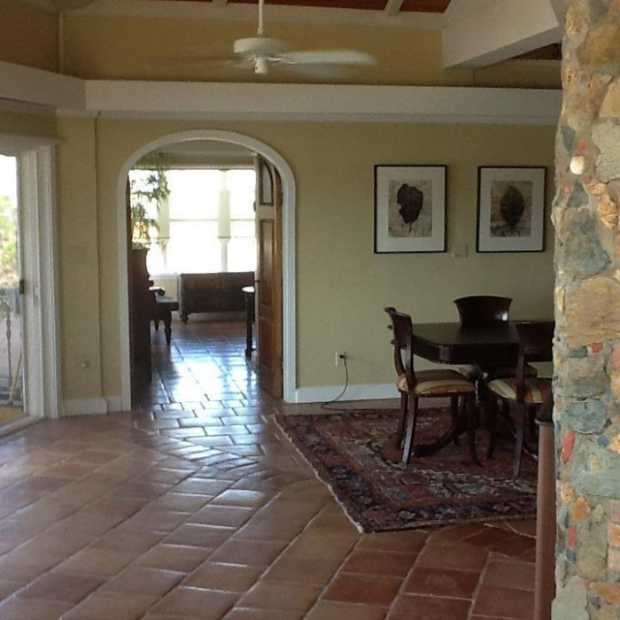 Tiled Floors Throughout