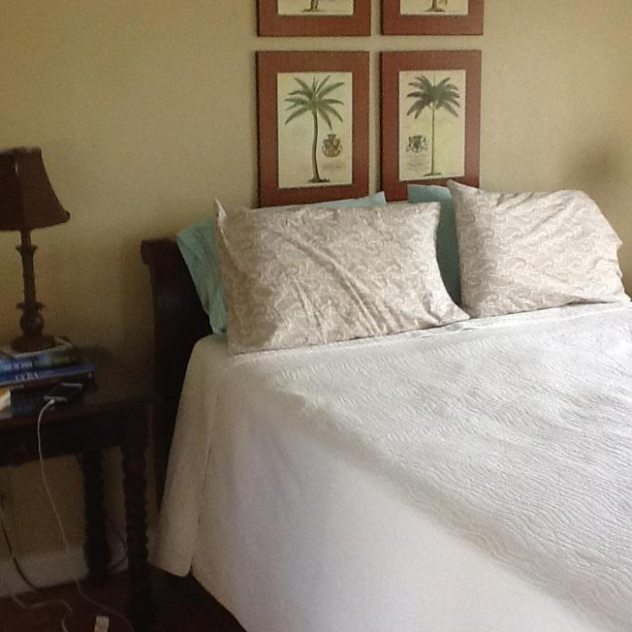 Guestroom Adjacent to Covered Patio