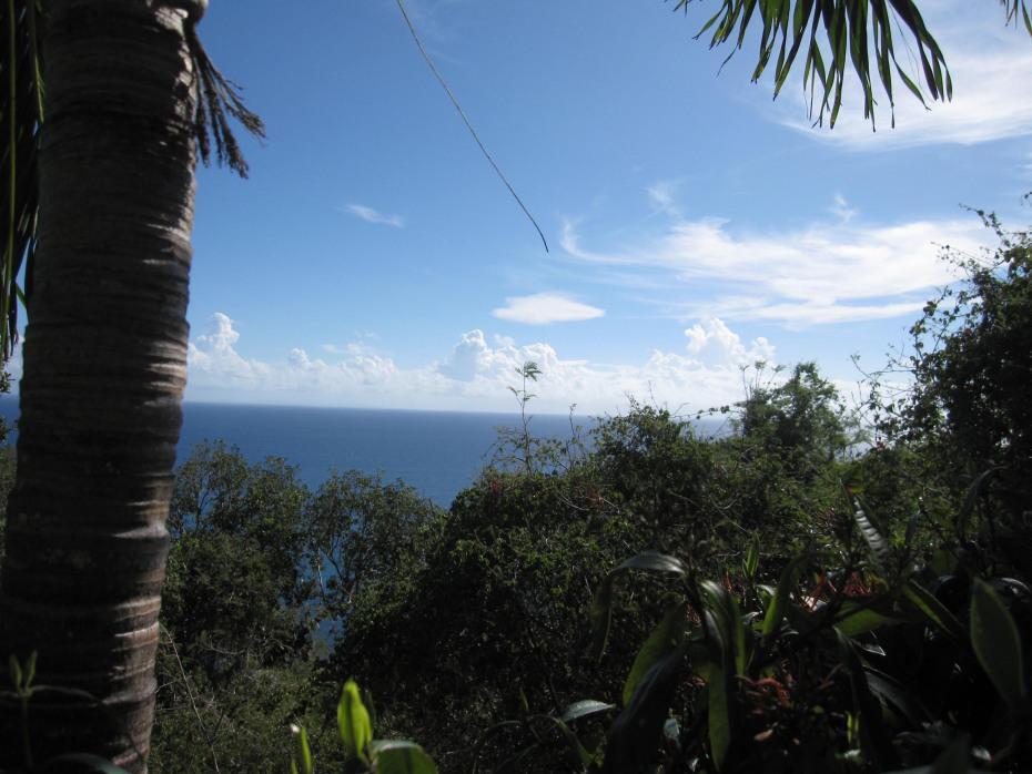 View toward St Croix