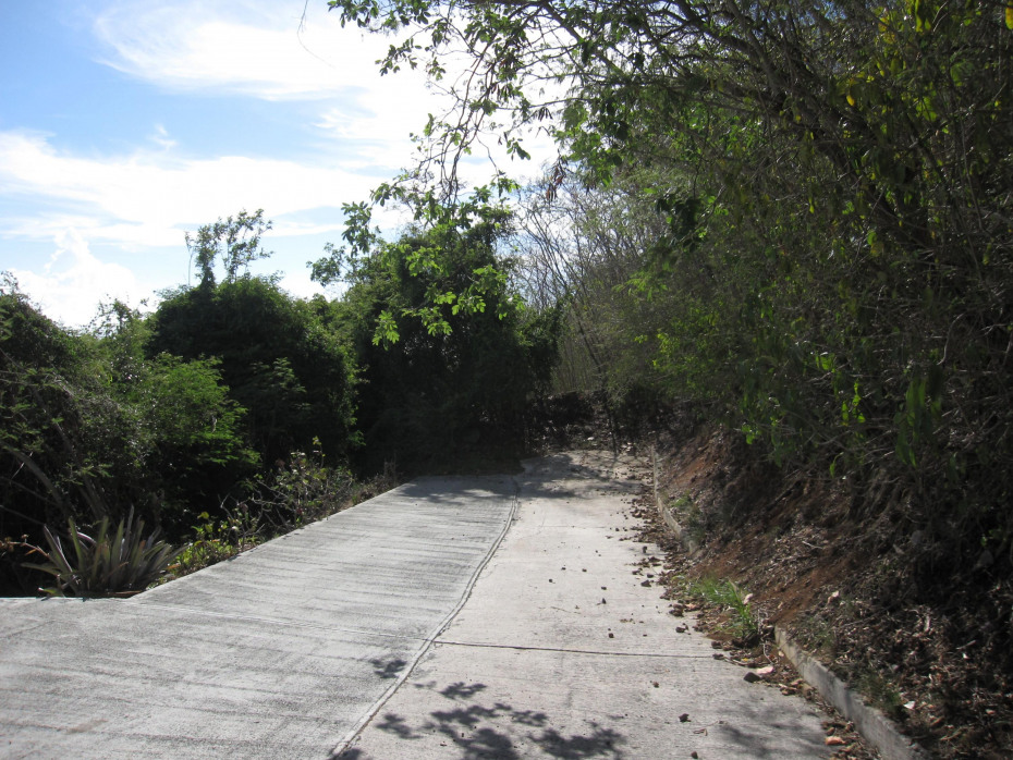 Private end-of-the-road location