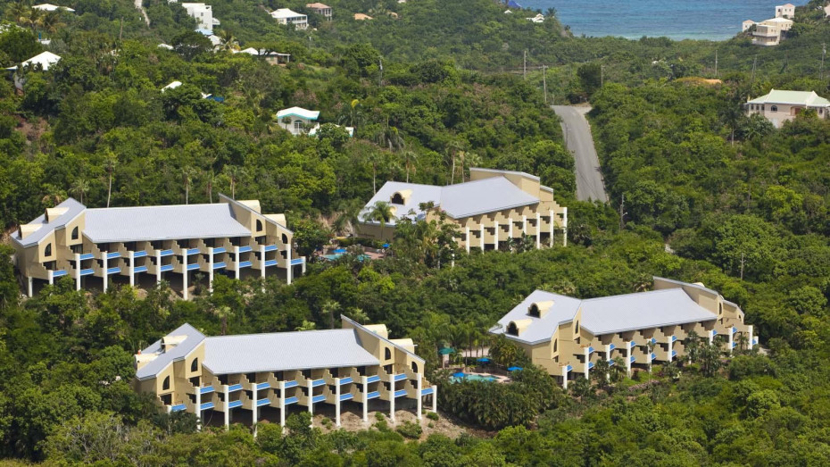 timeshare buildings