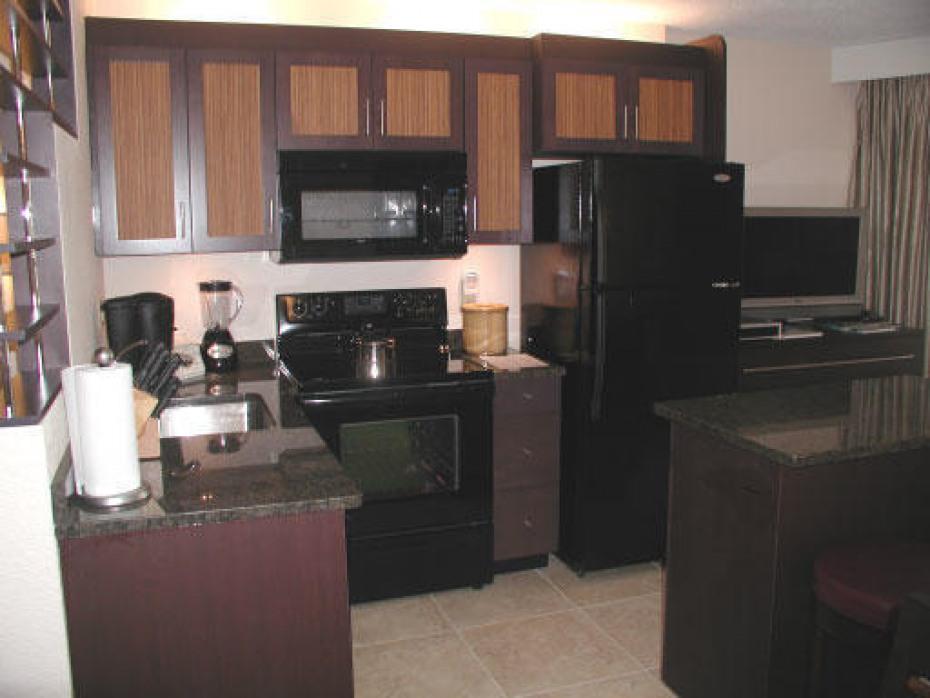 Kitchen typical