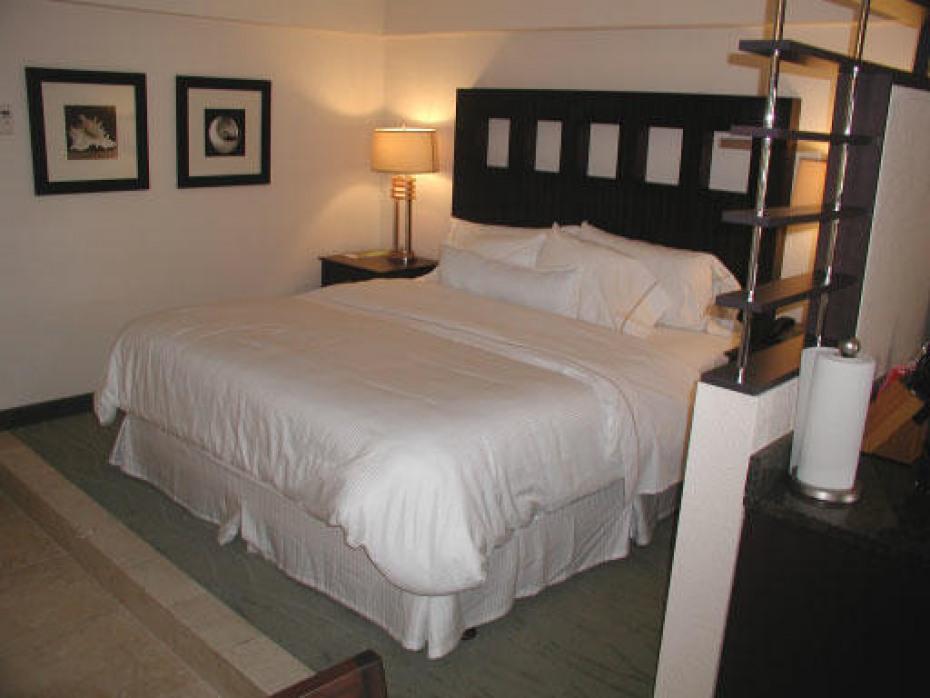 Sample Studio Bed