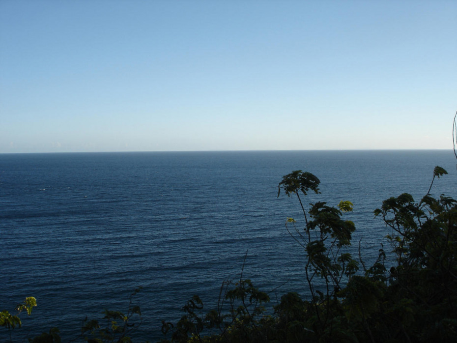 VIEW  TO ST CROIX