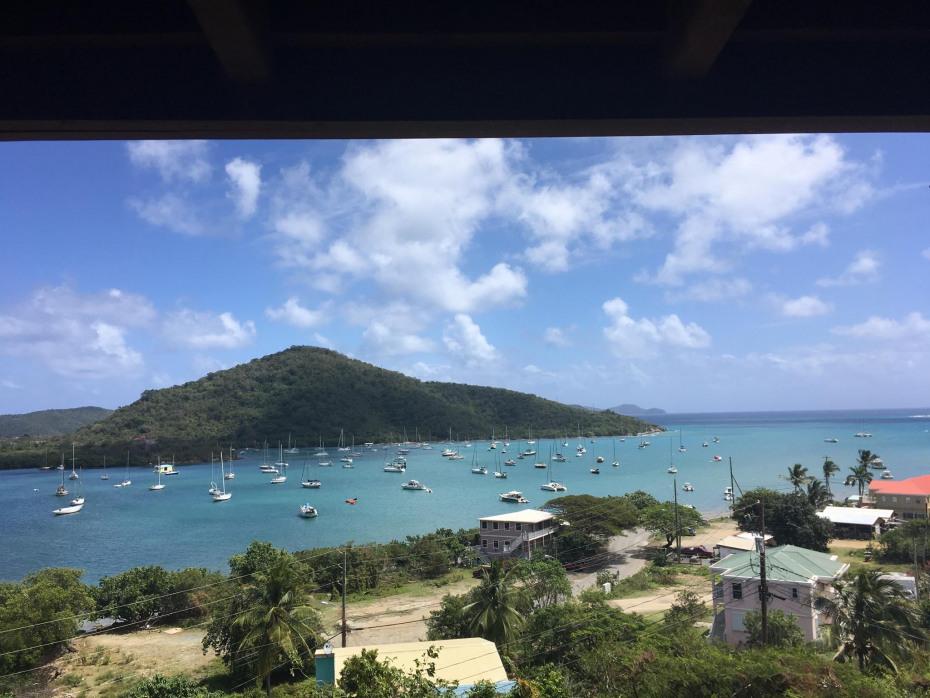 Caral Bay Harbor View