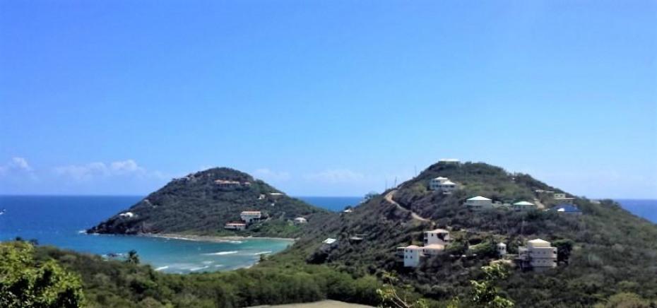 Hart Bay view