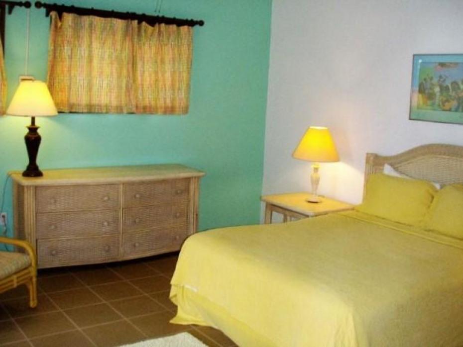 Lower master guest bedroom