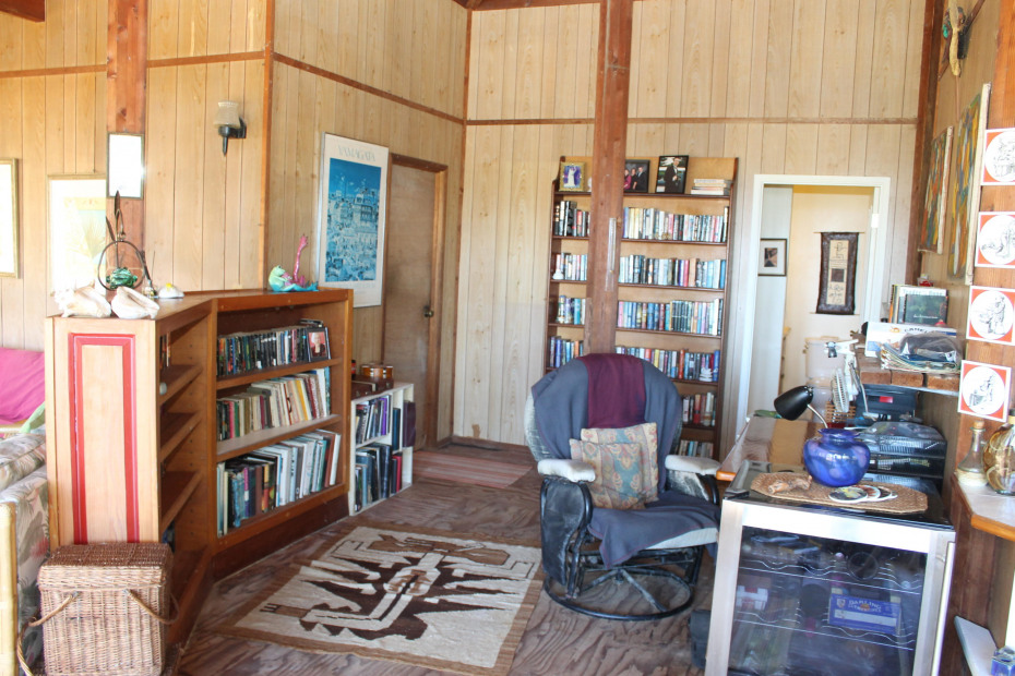 Den/Office Area