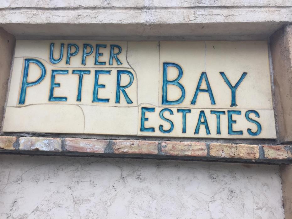 Upper Peter Bay