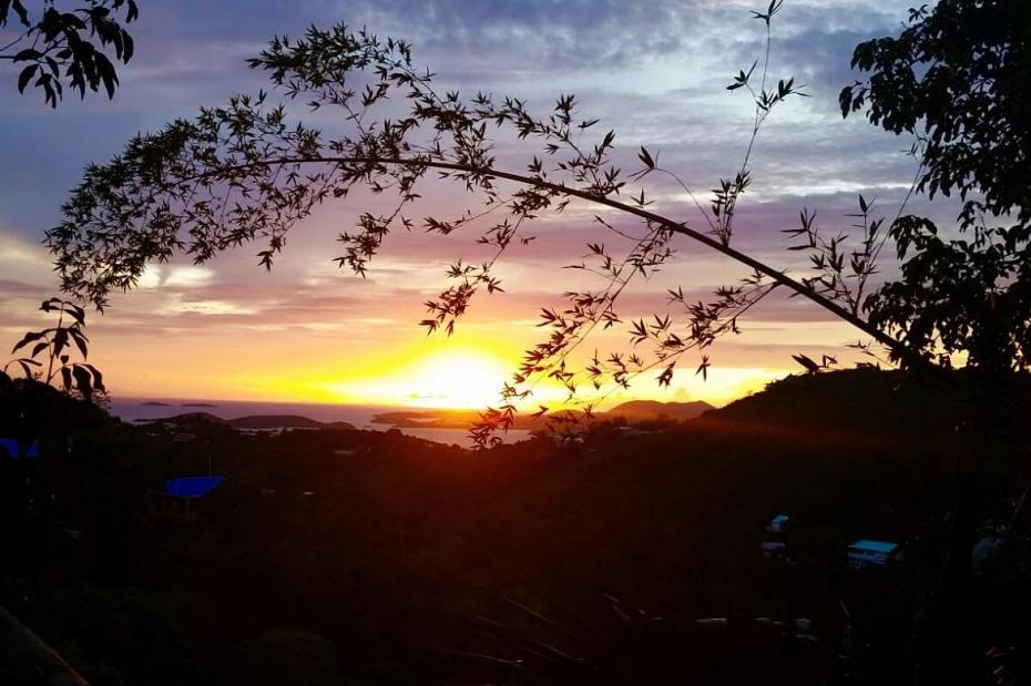 Sunset View!