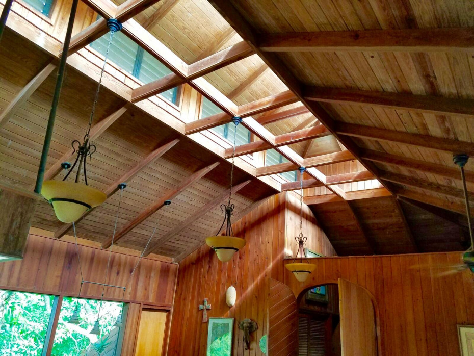 Vaulted Ceilings & Clearstory Windows