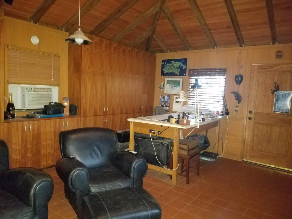 Mancave / Office / 3rd Bedroom