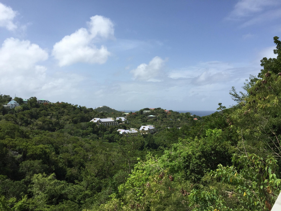view to Caribbean