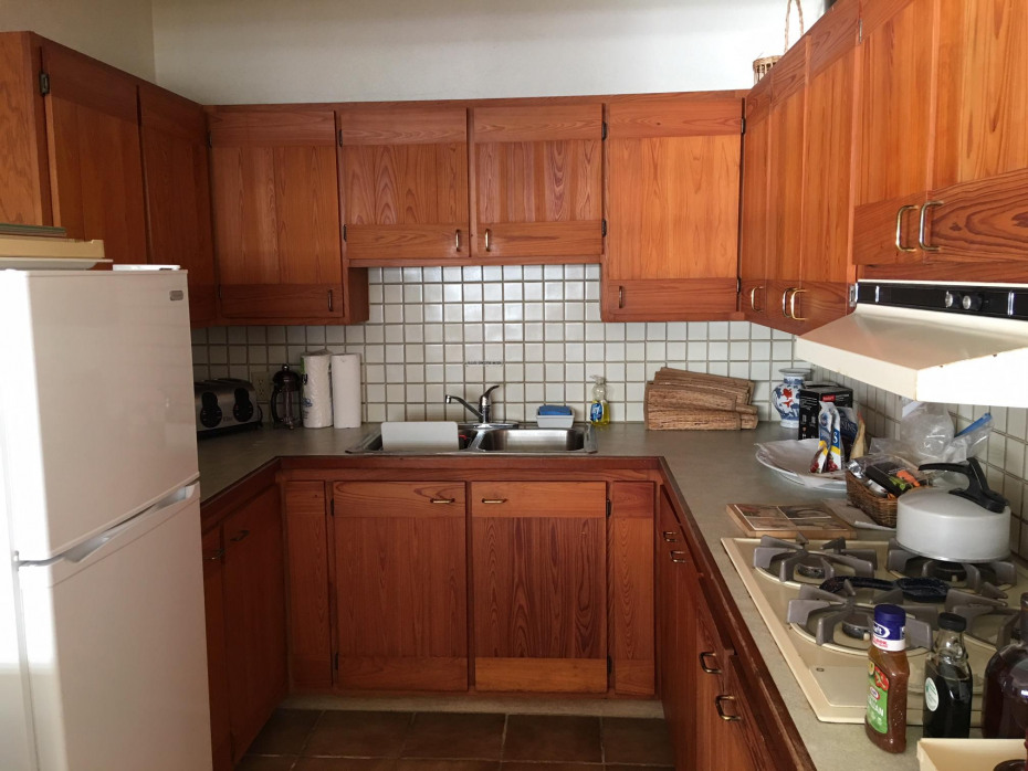 Aurora Apt Kitchen