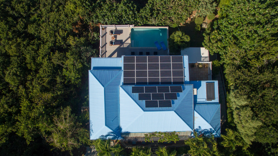 Solar at Coqui