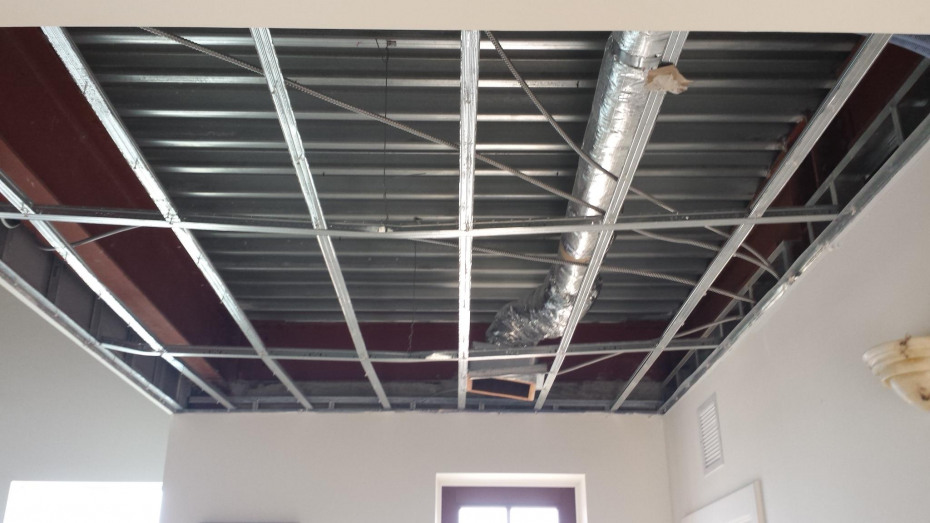 G Upper damage ceiling