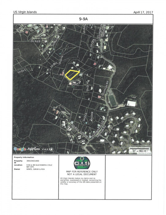 Map geo