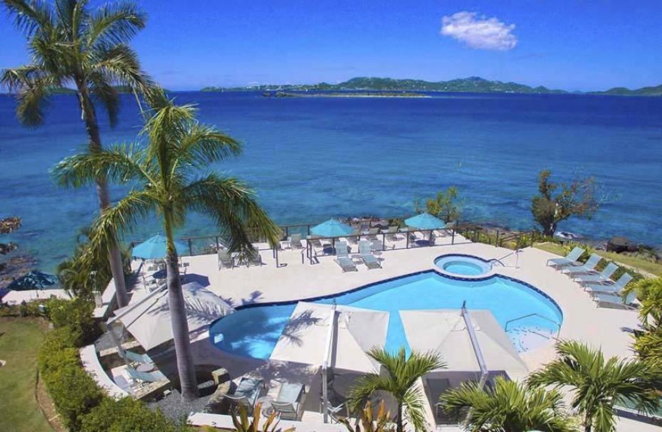 Ariel photo of Gallows Point Resort