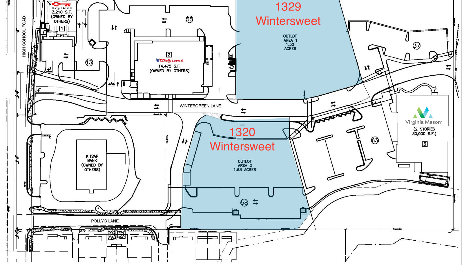 Site Plan Annotated