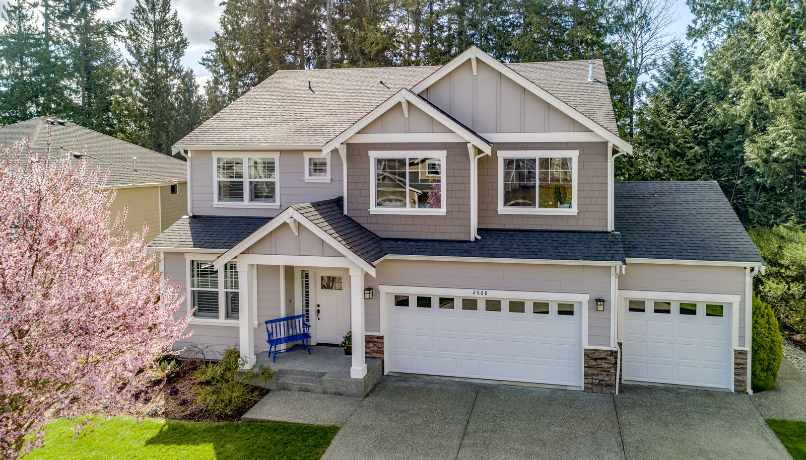 Impeccably maintained, mint condition home within a mile or two of schools and downtown Poulsbo!