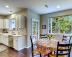 This is such a wonderful space designed for ease and comfort of everyday living.