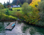 Your own private, floating dock. Perfect for fishing, crabbing, kayaking, paddle boarding, swimming!