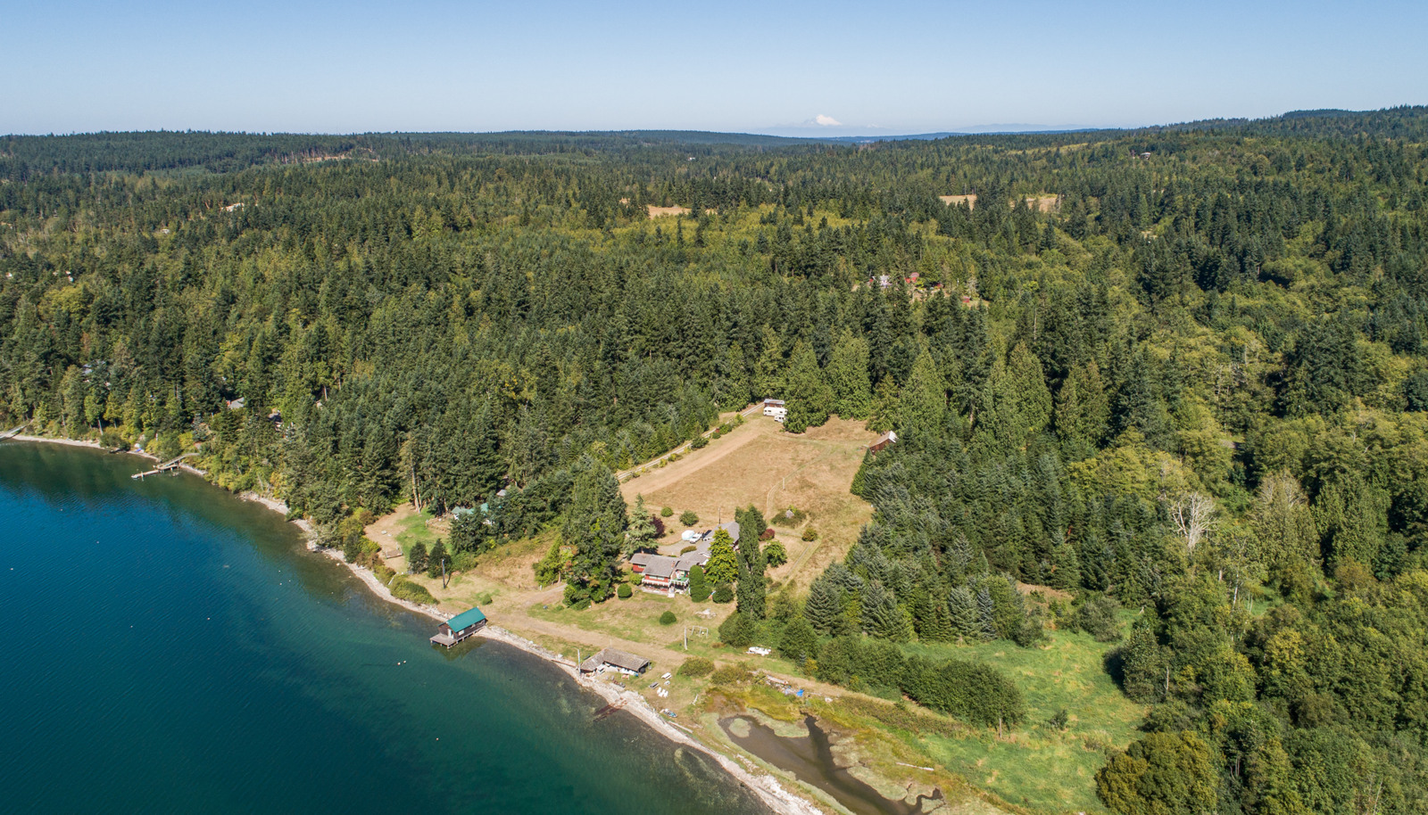 Over 20 Acres and Includes Tidelands!