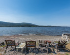 Enjoy the Sequim Sunshine on Your Own Private Beach.