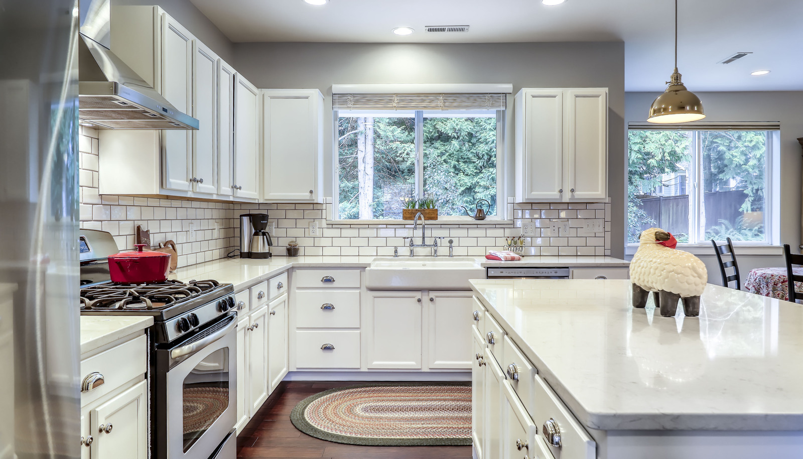 A kitchen dreams are made of!